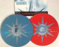 NOW! The Christmas Album - Various Artists (CD x 2 2000 EMI) VG++ 9/10
