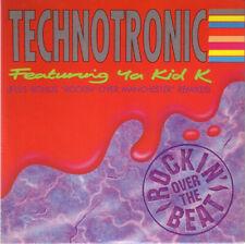 TECHNOTRONIC ft YA KID K - Rockin' over the beat 4TR CDM 1990 HIP-HOUSE