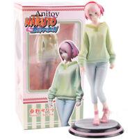 Naruto Shippuden Shonen Jump Gals Series Sakura Haruno PVC Figure Model Toy