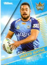 Jarryd Hayne 2018 Season NRL & Rugby League Trading Cards