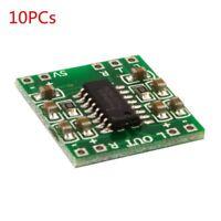10X Mini PAM8403 Audio Module Digital Amplifier Board Class D 2*3W USB Power