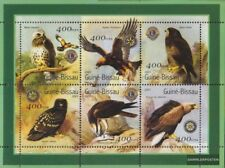 Never Hinged 2001 Birds Online Shop Stamps Guinea-bissau Useful Guinea-bissau 1428-1436 Sheetlet Unmounted Mint
