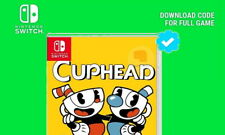 Cuphead - Nintendo Switch DIGITAL CODE - 24 hs Delivery