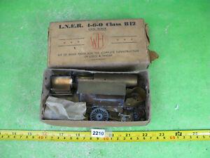 vintage WH brass kit locomotive 4-6-0 LNER model railway OO gauge 2210