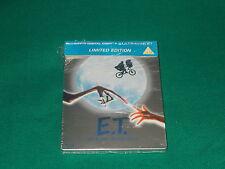 E.T:the Extra-Terrestrial   edizione steelbox import con audio no italiano