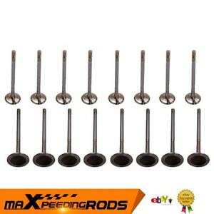 Intake Exhaust Valve for Mercedes Benz C-Class E-Class  S204 C250 C200 C180 CGI