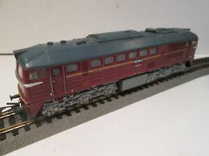 Gützold Diesellok BR 120 DR H0
