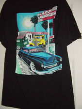 In-n-Out Burger California T-Shirt Size Large  Black