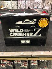 Tamiya 1:8 Wild Crusher Z TGM-02 43505 New In Box Old Stock