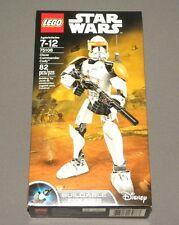 Star Wars LEGO Clone Commander Cody Set 75108 Buildable Figures 2015 Disney