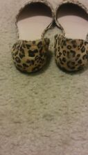 Womens Leopard Flat Shoes Forever 21
