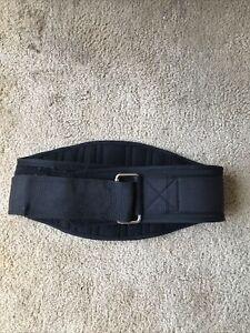 Golds Gym Weight Lifting Belt Size L/XL
