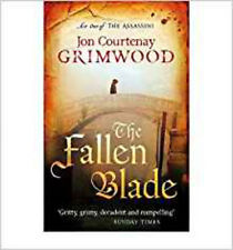 The Fallen BladeAct One of the Assassini, New, Courtenay Grimwood, Jon Book