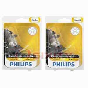 2 pc Philips 9006XSB1 Headlight Bulbs for BP9006XS Electrical Lighting Body fy