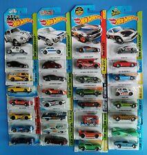 Hot wheels Diecast Toycar - BUGATTI CHIRON, RANGE ROVER, VOLVO, ALPINE, FORD