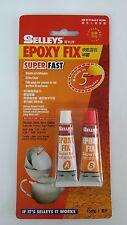 SELLEYS AB EPOXY FIX SUPER FAST 15ml ( Bonds in 5 minutes )
