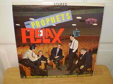 """THE PROPHETS.......""""RELAX""""........OOP GOSPEL ALBUM"""