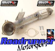 """Milltek Decat Downpipe Fiesta ST180 ST200 Largebore 2.75"""" Exhaust SSXFD097"""