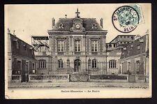 SAINT MAURICE val de marne CPA 94 la mairie carte  de 1906