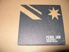 Pearl Jam Perth Australia February 23rd 2003 2 cd digipak Excellent + Condition