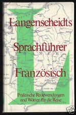 Langenscheidts Sprachführer Französisch, 1978