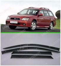 Deflectors For Subaru Legacy Wagon Windows Sun Visors Weather shields 1998-2003