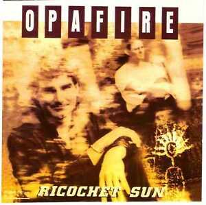 OPAFIRE Ricochet Sun CD World/Jazz – on Higher Octave