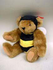 "15"" Bumble Bee Teddy Bear by The Vermont Teddy Bear Company"