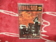 Biohazard - Urban Discipline (CASSETTE) TESTED
