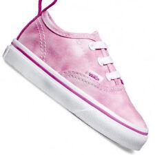 Baskets de sport roses en toile pour fille de 2 à 16 ans
