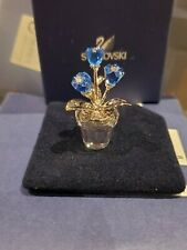 Swarovski Forget-Me-Not 626873 New in box with COA