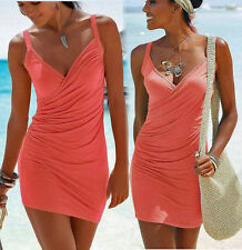 Beach Time Strandkleid Gr. 42 apricot 567300 Kleid  Neu