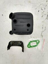 Ported muffler for Husqvarna 357 357XP 359 359 EPA