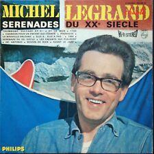 MICHEL LEGRAND SERENADES DU XXème siècle HI-FI STEREO 33T LP BIEM PHILIPS 840.56