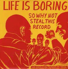 "Life Is Boring ""So Why Not Steal That Record"""