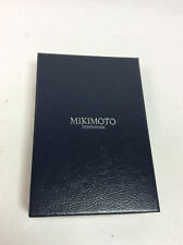 Mikimoto International Makeup Mirror & Pearl Lip Brush Box Gift Set