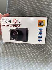 New listing Explon Dash Cam