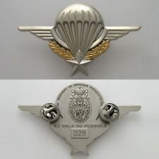 BREVET PARACHUTISTE BRILLANTE - 13 RDP NUMEROTE - Regiment Dragons Parachutistes