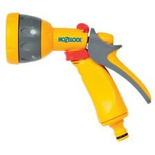 Hozelock Multi Pattern Spray Gun Nozzle for Hose Pipes with Water Flow Control