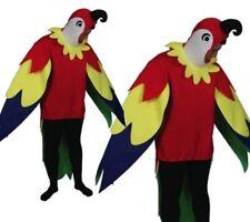 Adulte Polly Perroquet Oiseau Animal Costume Déguisement Cerf Do Unisexe