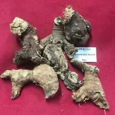 LOTE Nº 523 Mandrake Root Wiccan Spells, Ritual! 90gr Raiz de Mandragora