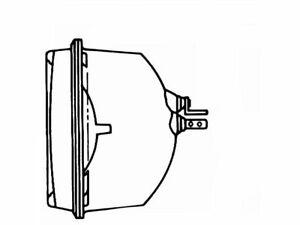 For 1990-1996 GMC C6000 Topkick Headlight Bulb Wagner 82857YJ