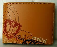 Ezekiel Leather Wallet/Purse Colour Brown
