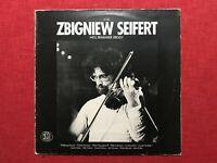 Lp Zbigniew Seifert: We´ll Remember Zbiggy, Dauner, Mangelsdorff,  Krautrock