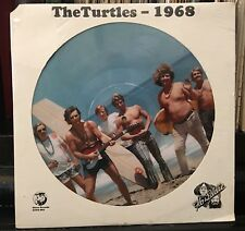 still sealed THE TURTLES 1968 PICTURE DISC 45rpm EP Rhino 1978 RNPD 901