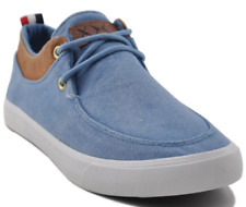 Tanggo Edward Fashion Sneakers Men's Casual Rubber Shoes (light blue)