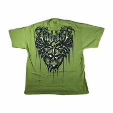 TapOut Men's Graphic T-Shirt Green - XXL 2X