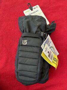 Burton gortex impact gloves/mittens Kids size XL down insulated