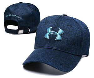 NEW Embroidered UA Comfy Fit Golf Baseball Cap Unisex Camouflage Sports Sun Hat
