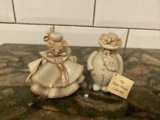 More details for matti mouse collection x 2 sue rycroft porcelain grandma & grandad, hard to find